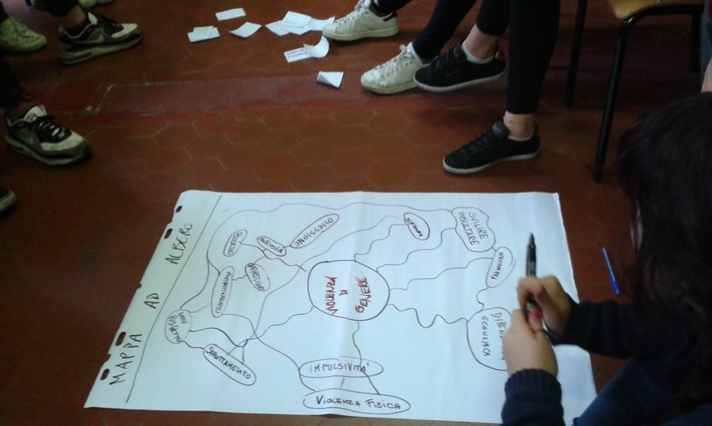 artistico-mappa
