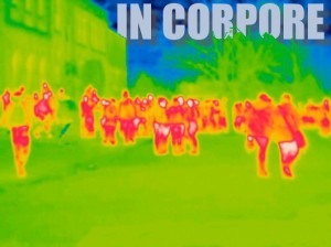 thermopicture of humans