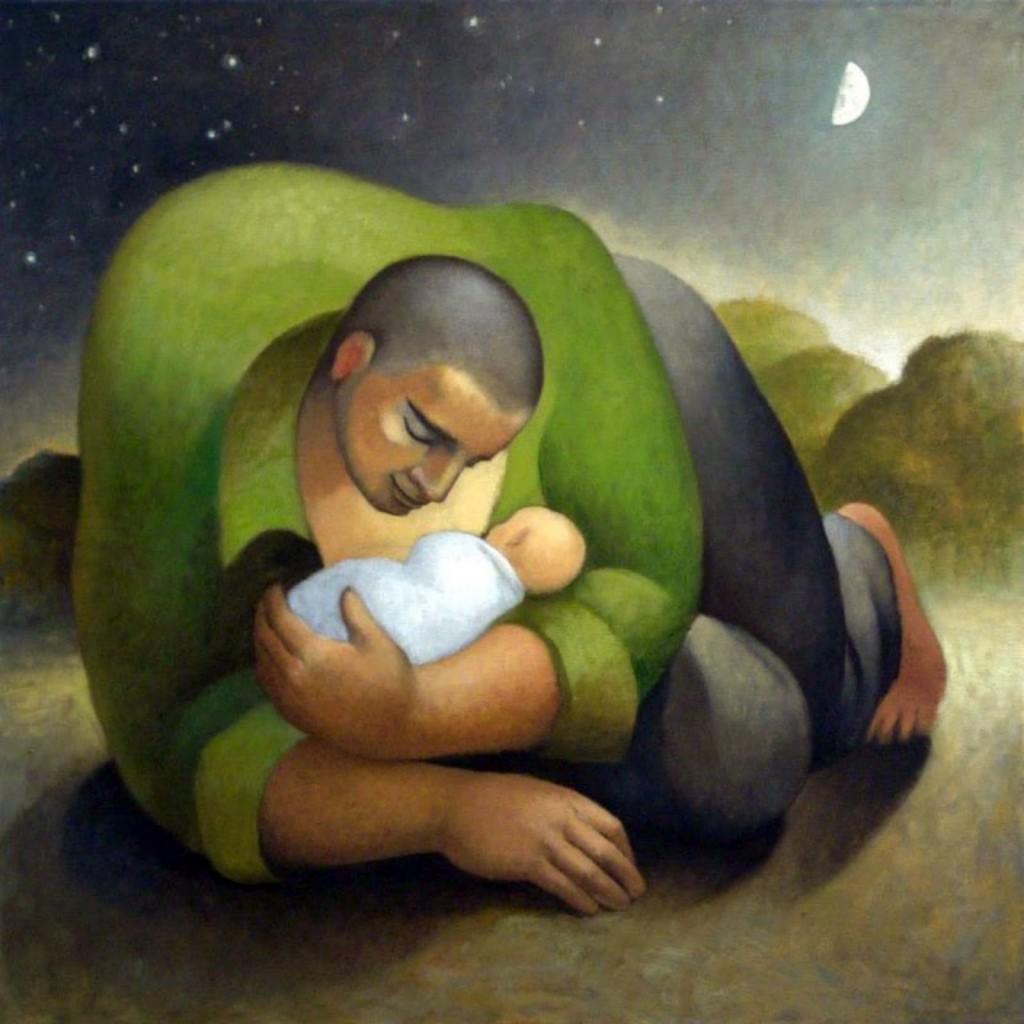 """""""Il frutto dell'amore"""" di Margarita Sikorskaia"""